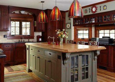 Northrup Interior Kitchen