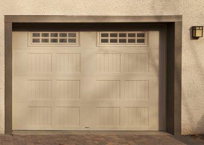 Northrup Garage Outside